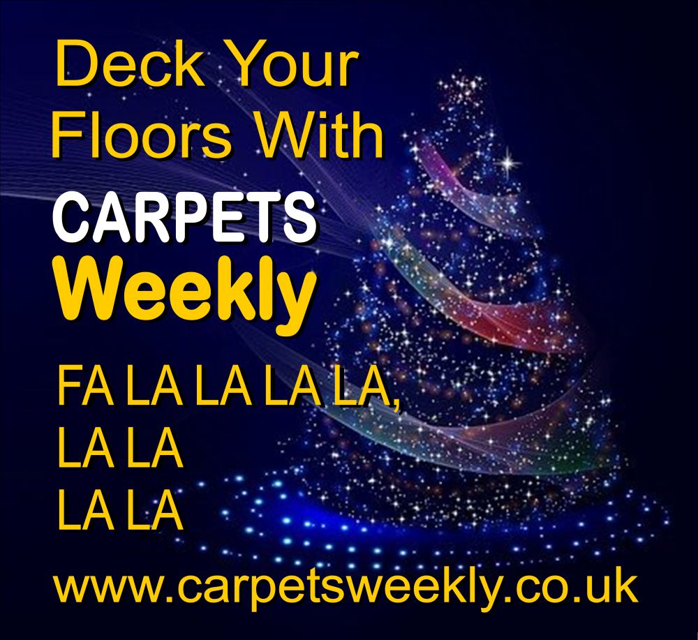 Deck your floors with Carpets Weekly