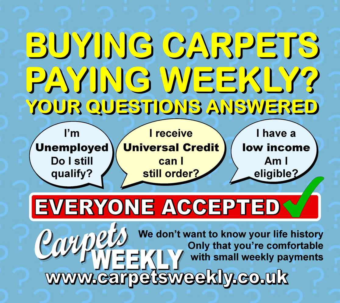 Questions and answers with Carpets Weekly