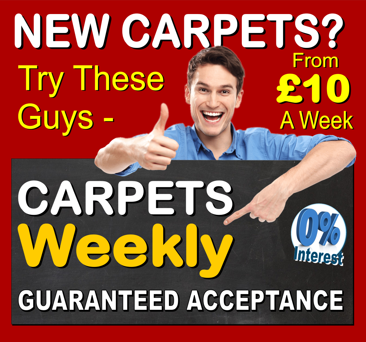 New Carpets? Try theses Guys at Carpets Weekly