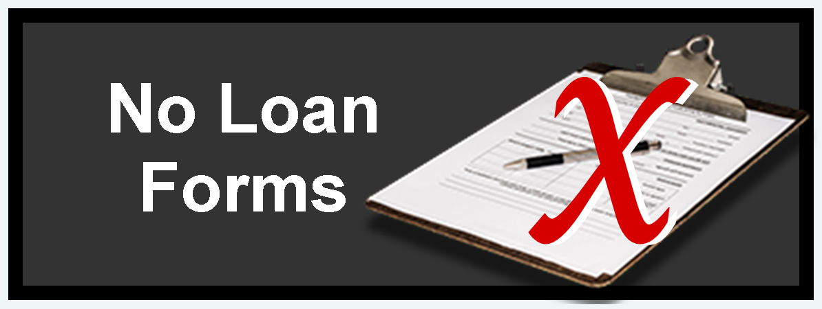 No loan forms to complete with Carpets Weekly