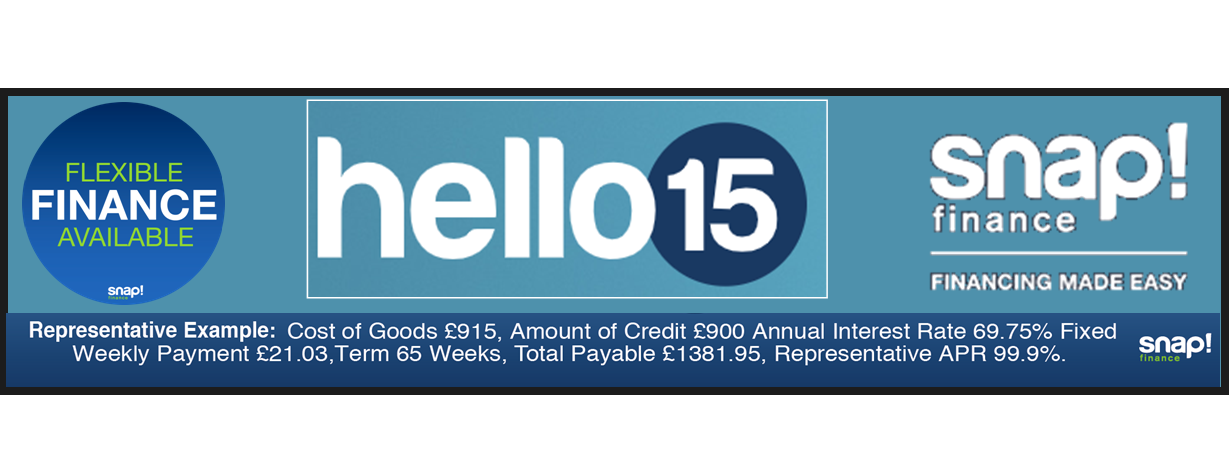 Want more than £400 credit - Apply for Snap Finance here