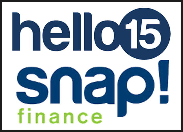 Finance available from Snap Finance