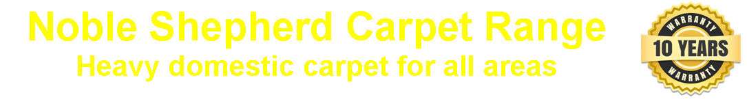 Noble Shepherd Carpet Range from Carpets Weekly