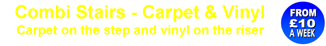 Combi Stairs from Carpets Weekly