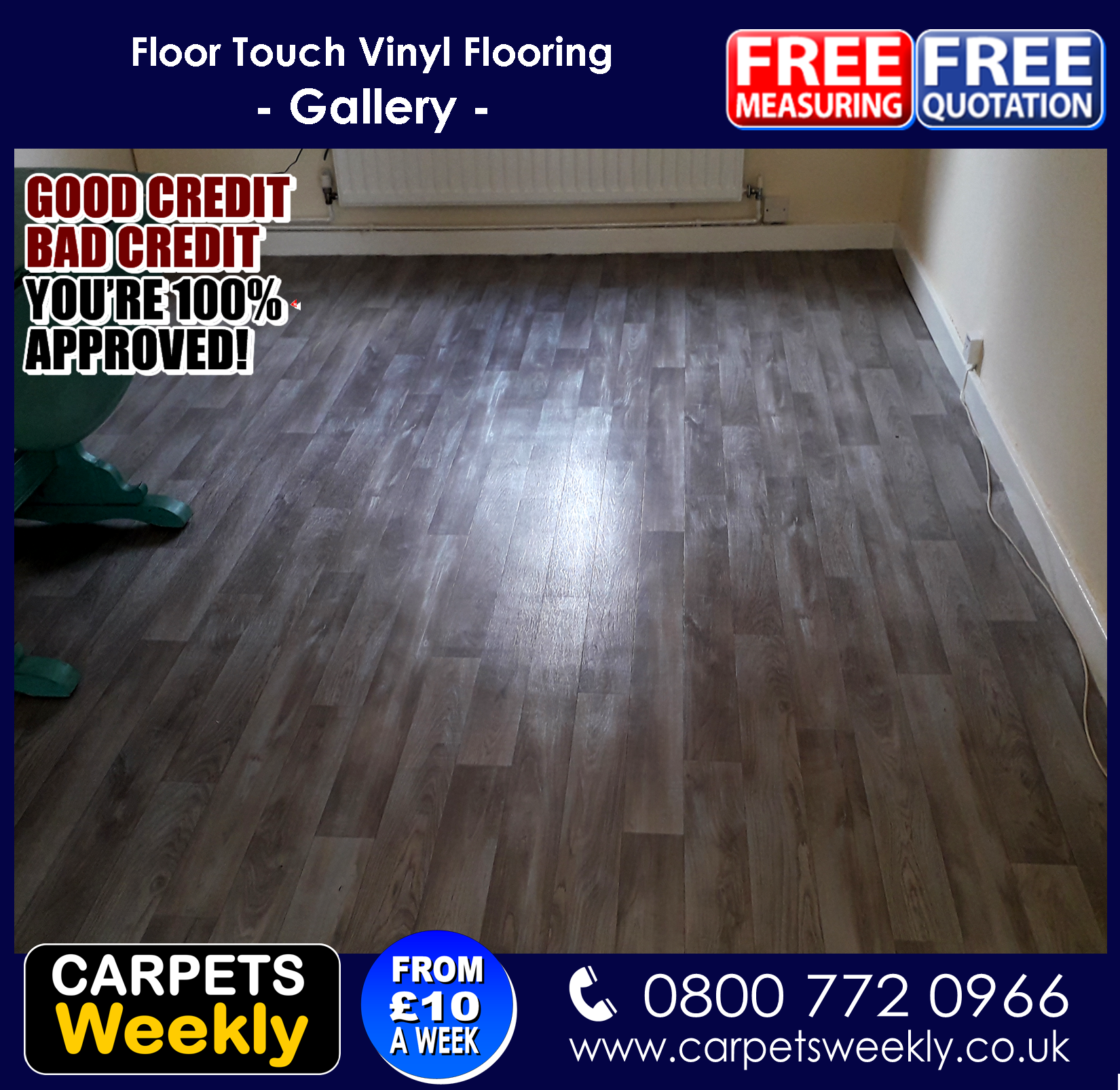 Sandiargo 588  Vinyl from Carpets Weekly