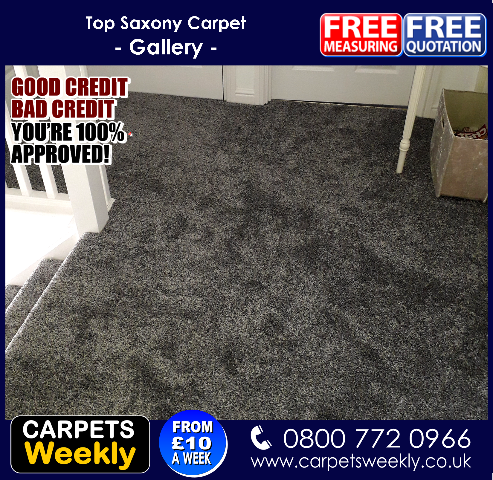 Recent work from Carpets Weekly
