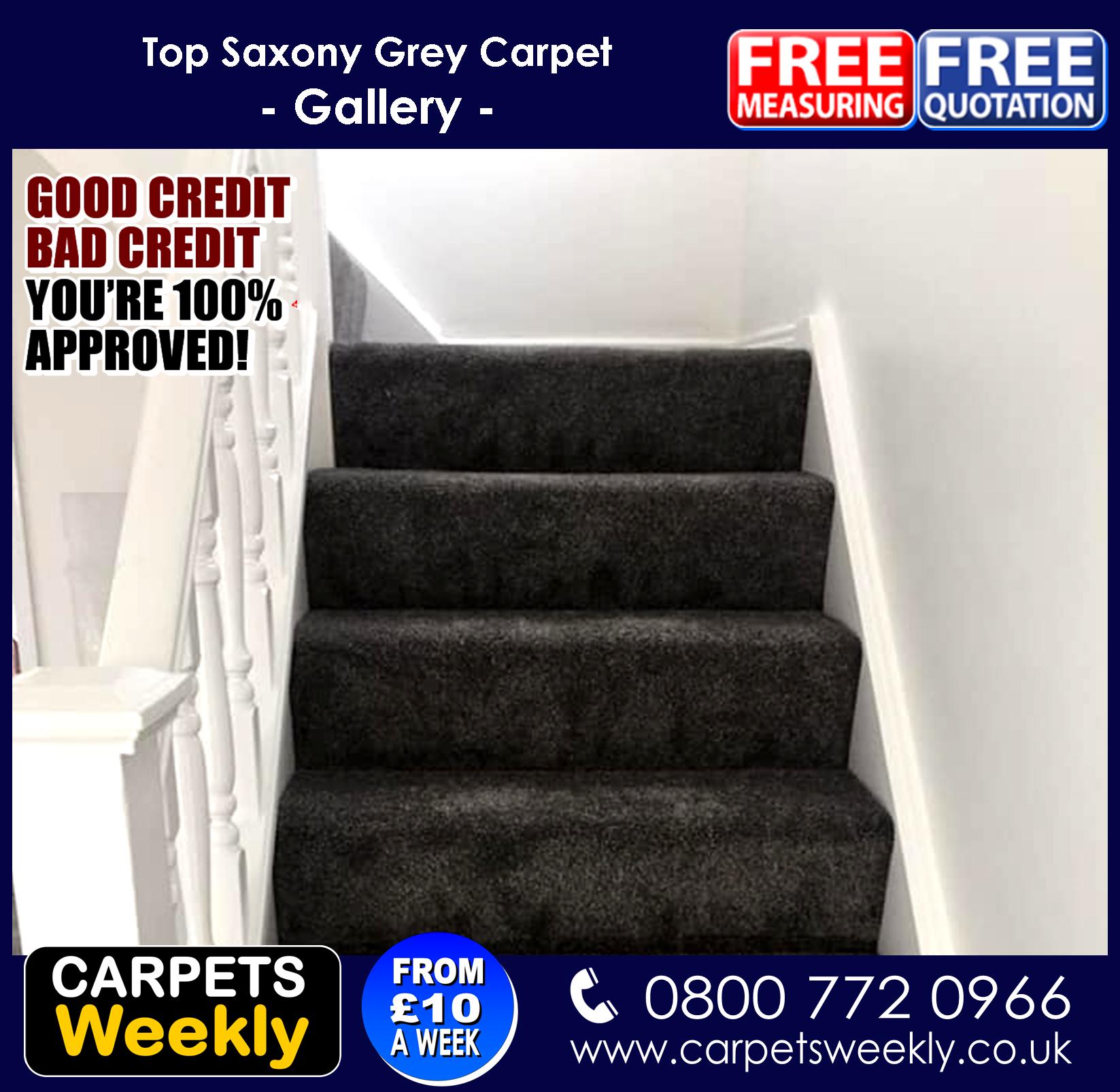 Apollo Sky Grey Carpet