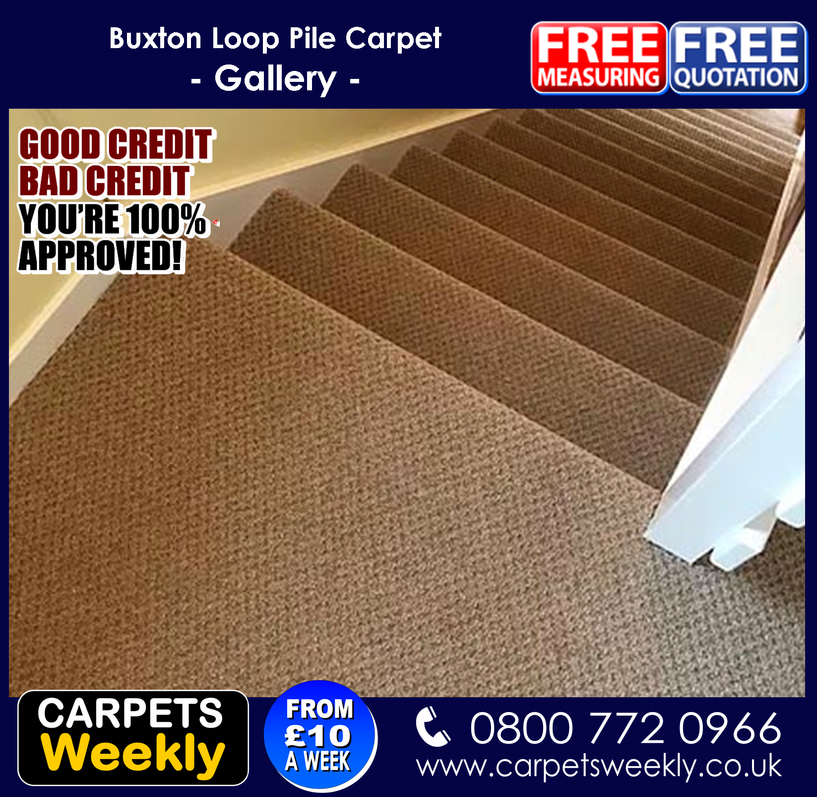 Buxton Carpet from Carpets Weekly