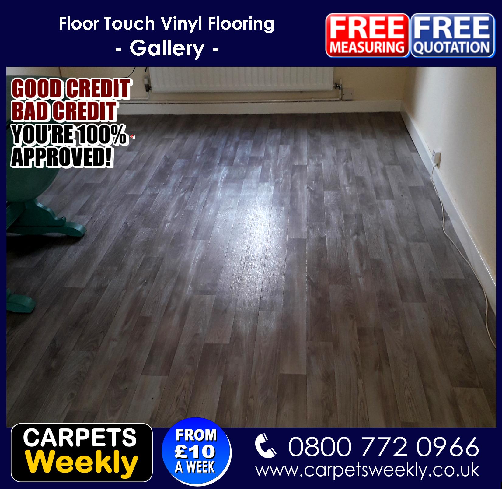 Buxton Light Grey Carpet