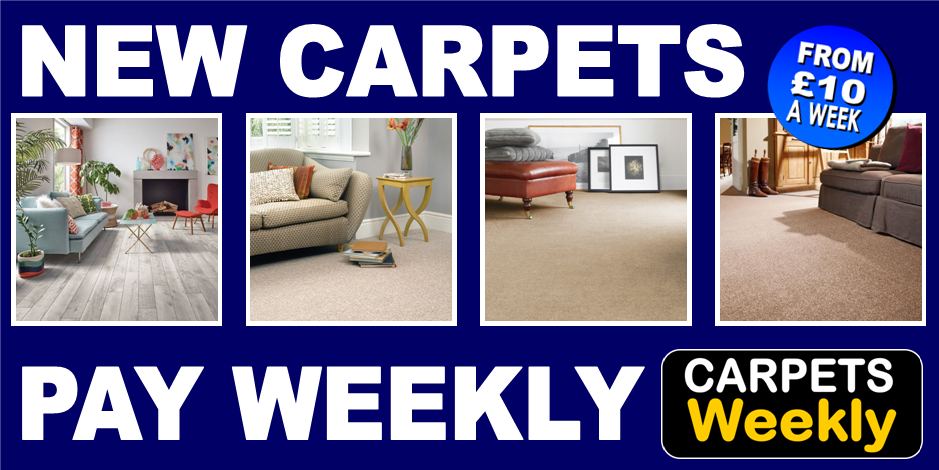 Shop at Home for QUALITY CARPETS GUARANTEED ACCEPTANCE with Carpets Weekly in Stockton on Tees
