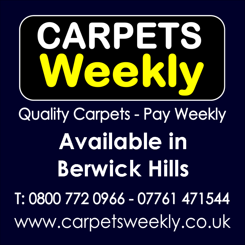 Carpets Weekly. Buy carpets and pay weekly in Berwick Hills