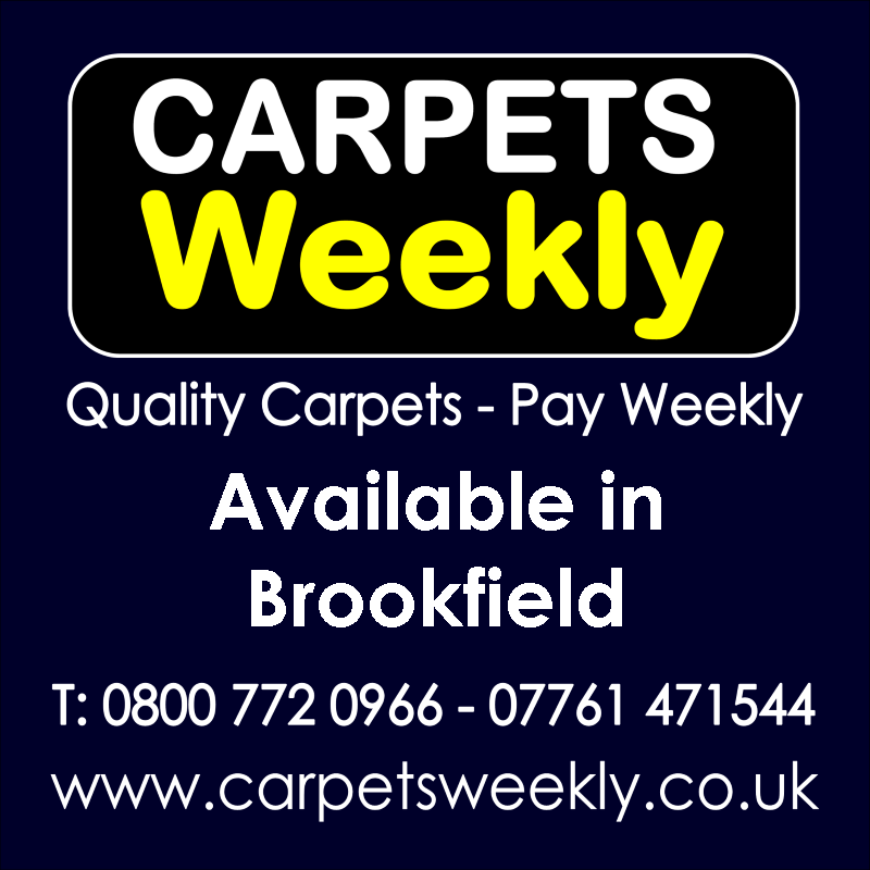 Carpets Weekly. Buy carpets and pay weekly in Brookfield