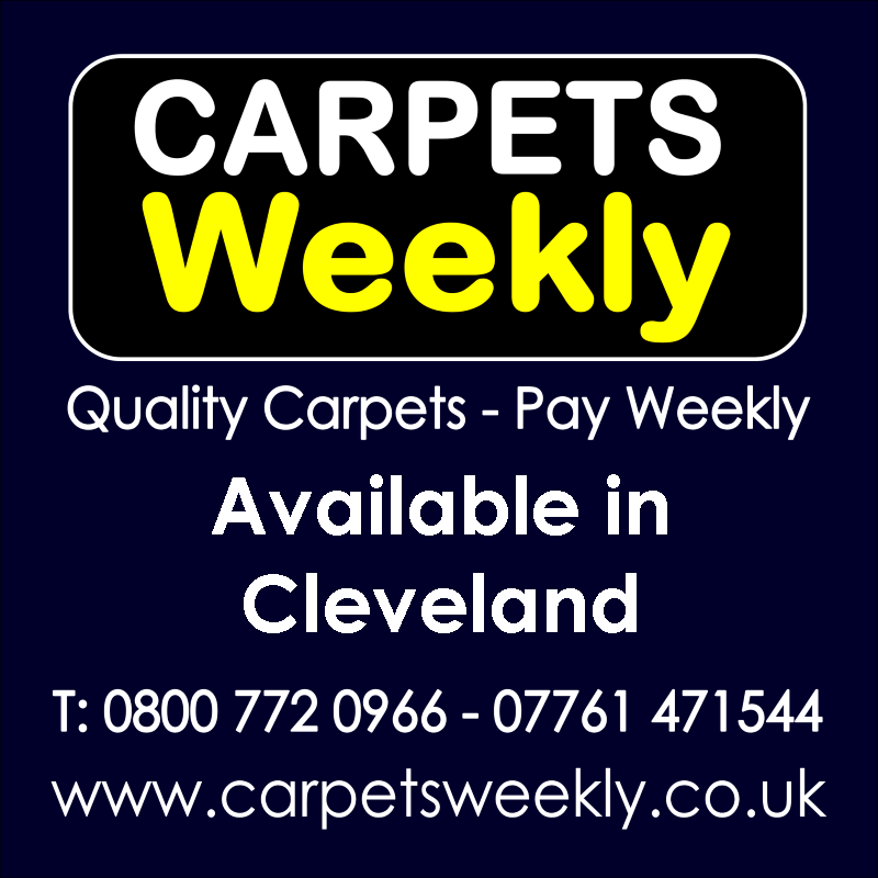 Carpets Weekly. Buy carpets and pay weekly in Cleveland