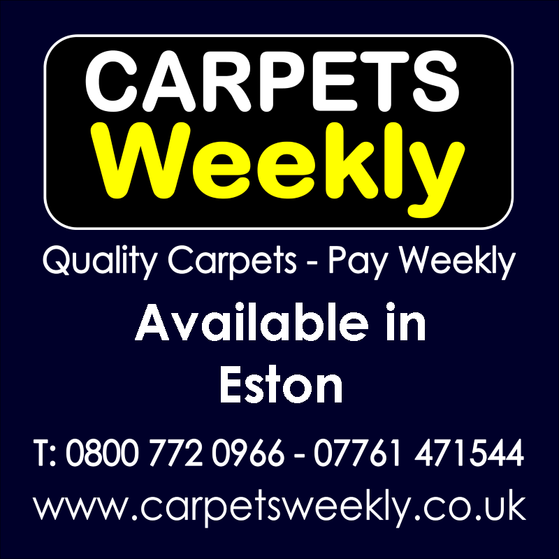 Carpets Weekly. Buy carpets and pay weekly in Eston