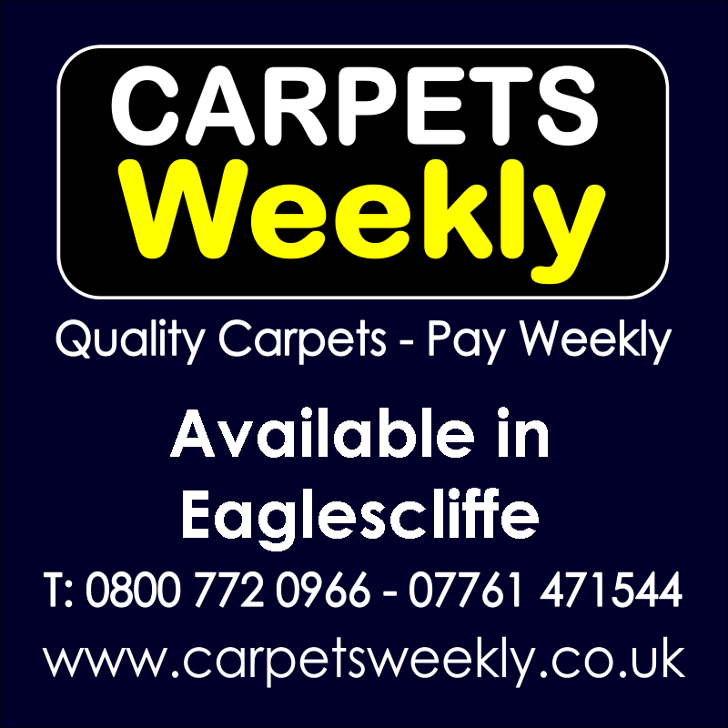 Carpets Weekly. Buy carpets and pay weekly in Eaglescliffe