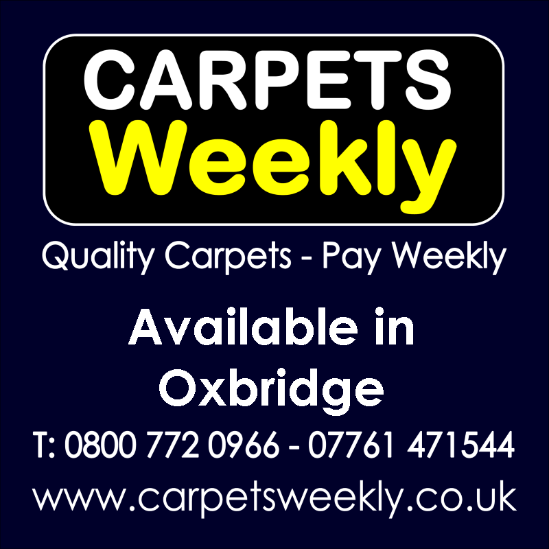 Carpets Weekly. Buy carpets and pay weekly in Oxbridge