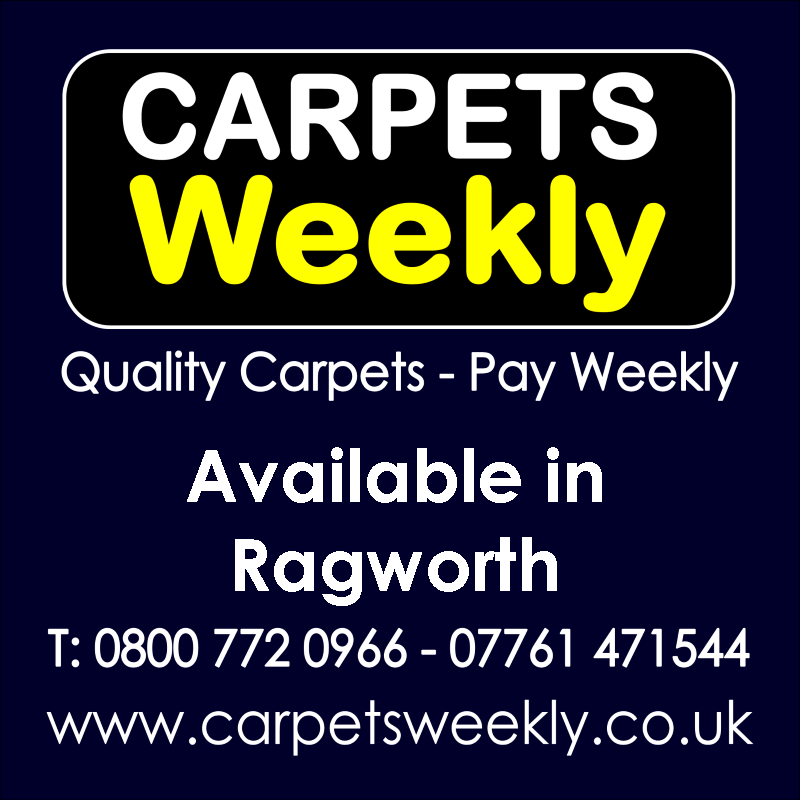 Carpets Weekly. Buy carpets and pay weekly in Ragworth