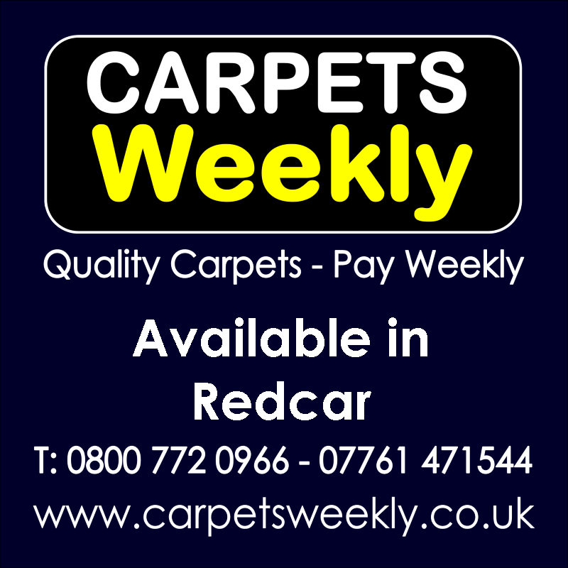 Carpets Weekly. Buy carpets and pay weekly in Redcar