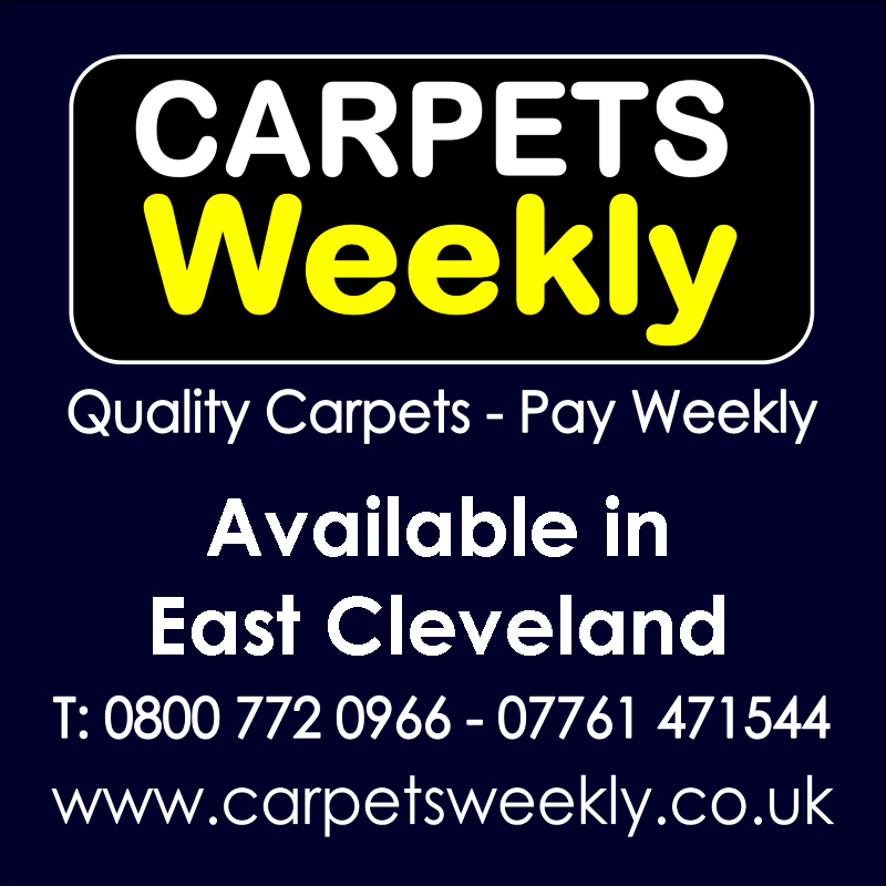 Carpets Weekly. Buy carpets and pay weekly in East Cleveland