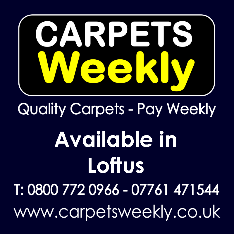 Carpets Weekly. Buy carpets and pay weekly in Loftus
