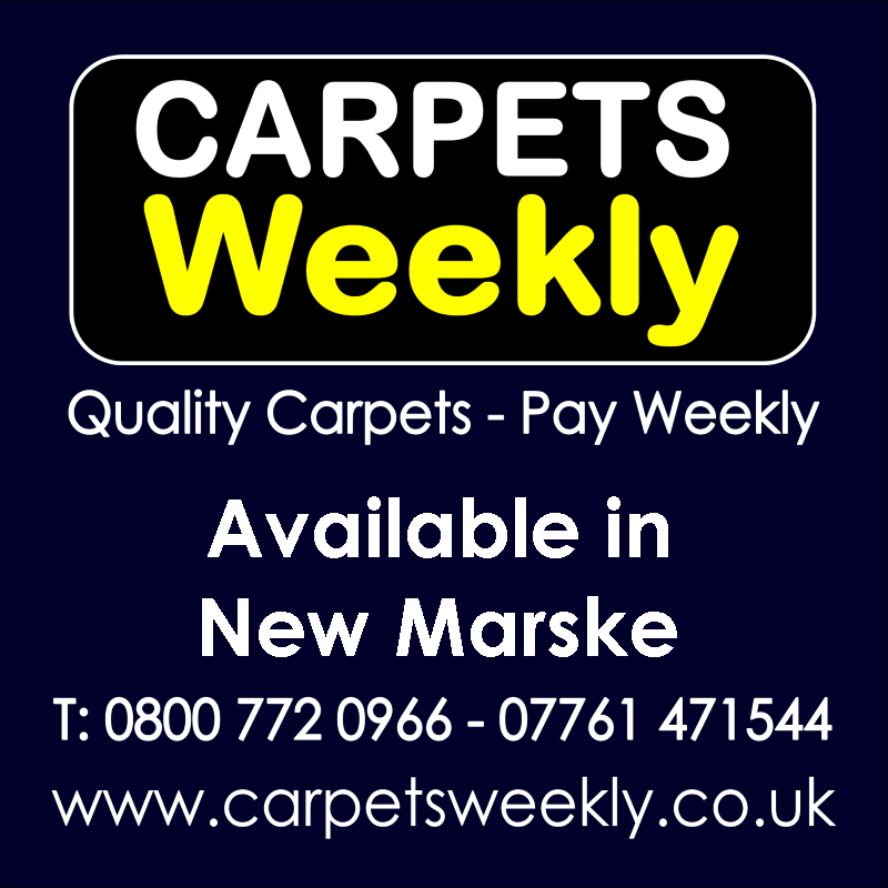 Carpets Weekly. Buy carpets and pay weekly in New Marske