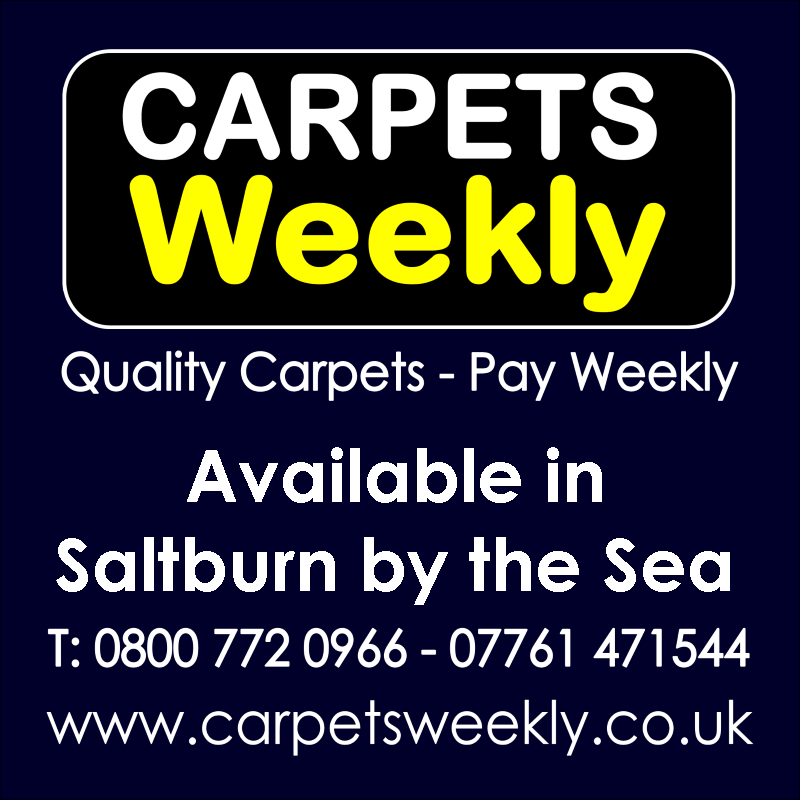 Carpets Weekly. Buy carpets and pay weekly in Saltburn by the Sea