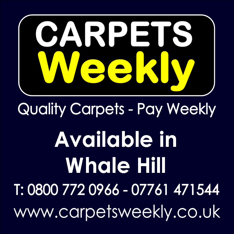 Carpets Weekly. Buy carpets and pay weekly in Whale Hill
