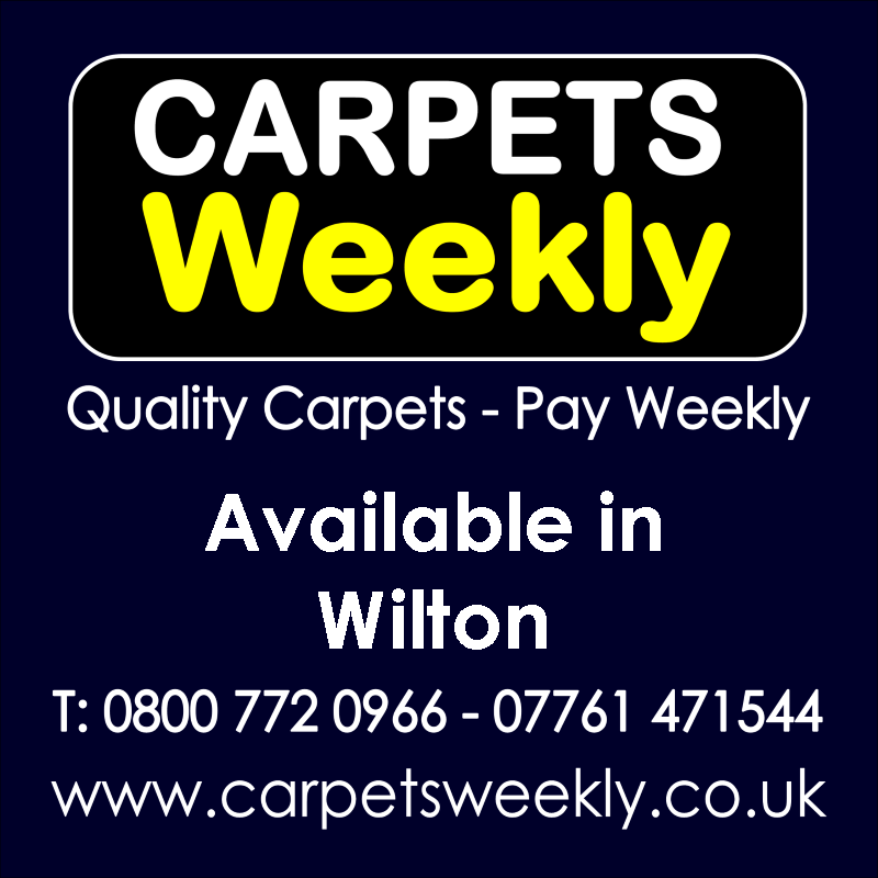 Carpets Weekly. Buy carpets and pay weekly in Wilton