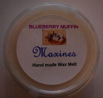BLUEBERRY MUFFIN WAX MELT