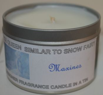 SNOW FAIRY CANDLE IN A TIN 200g