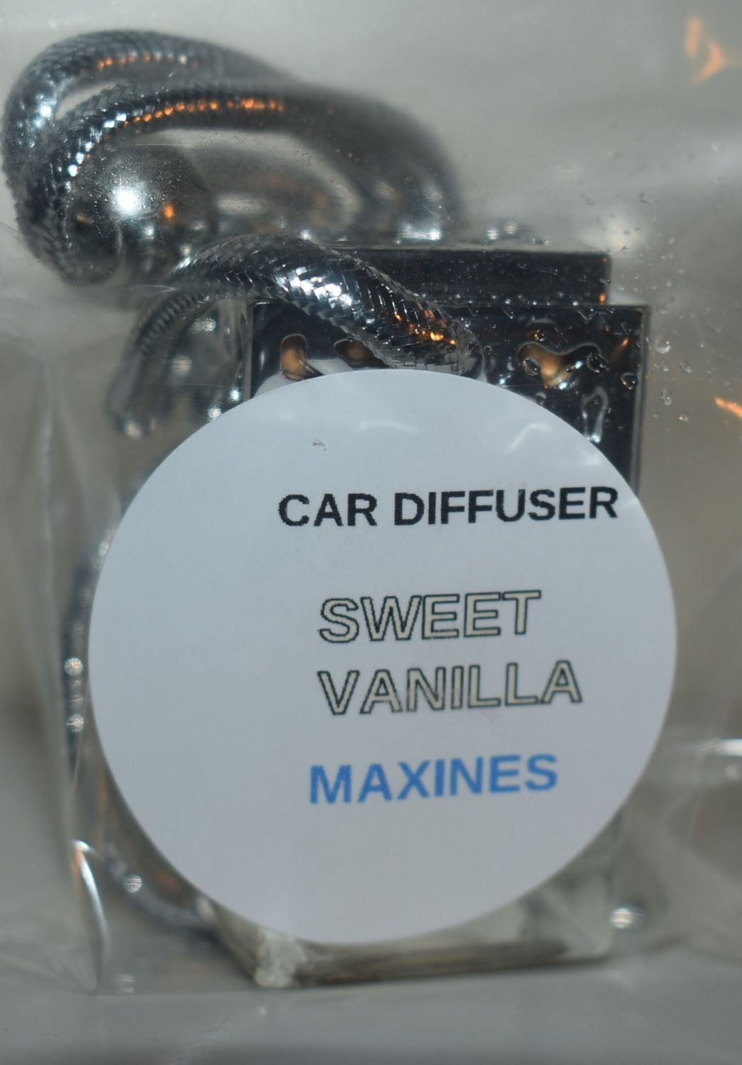 SWEET VANILLA CAR DIFFUSER