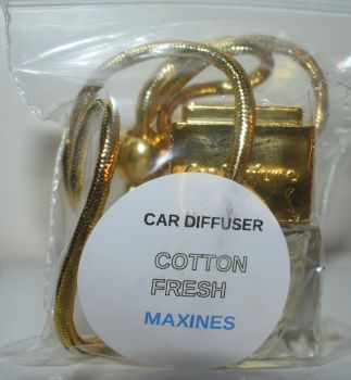 7.5 ML COTTON FRESH CAR DIFFUSER