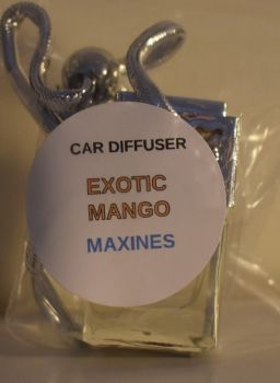 7.5 ml EXOTIC MANGO CAR DIFFUSER