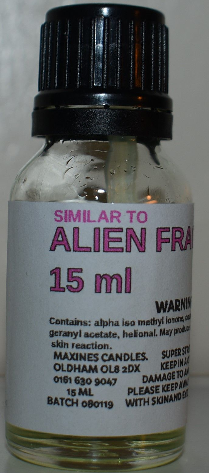 SIMILAR TO ALIEN DESIGNER FRAGRANCE OIL 15 ML