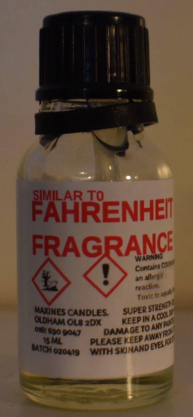 SIMILAR TO FAHRENHEIT DIFFUSER OIL