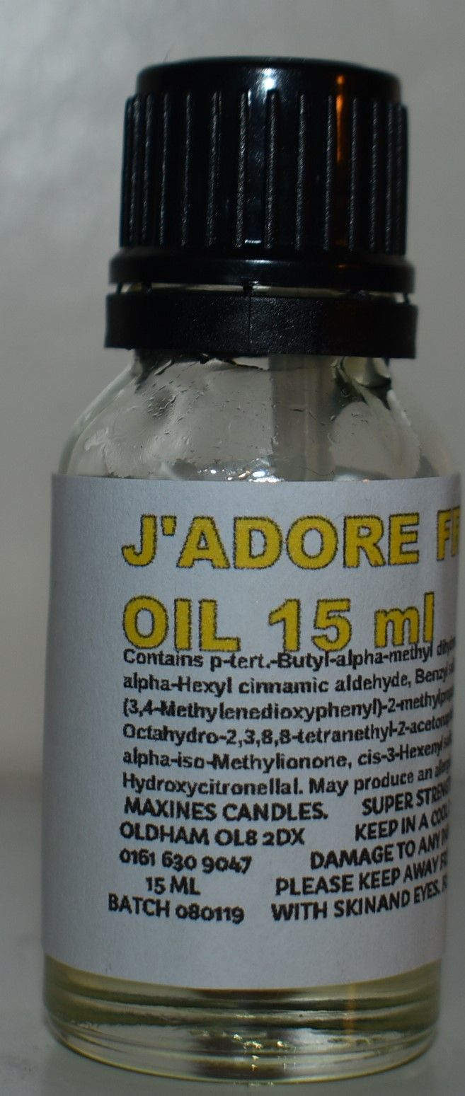 SIMILAR TO J'ADORE DIFFUSER OIL