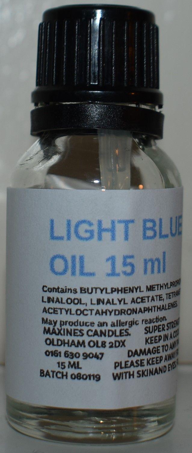 SIMILAR TO LIGHT BLUE DIFFUSER OIL
