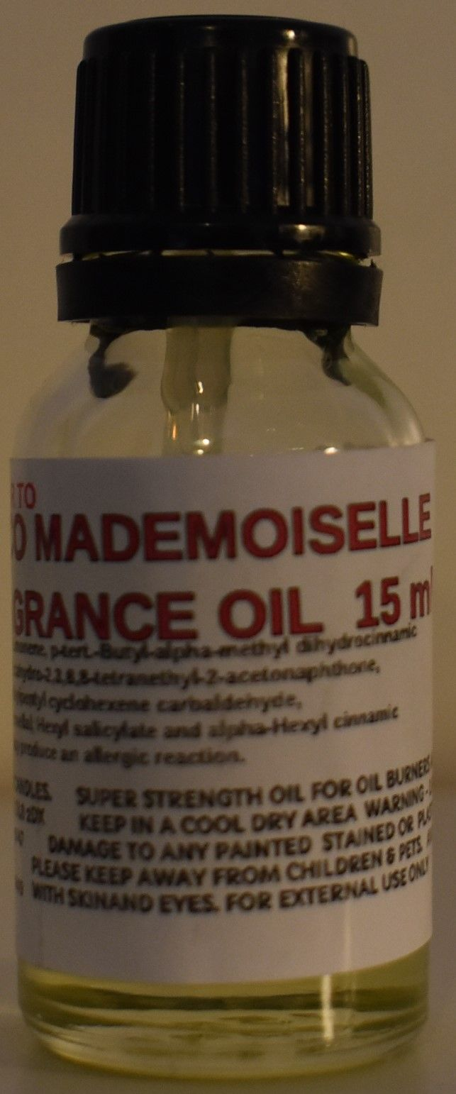 SIMILAR TO MADEMOISELLE DIFFUSER OIL