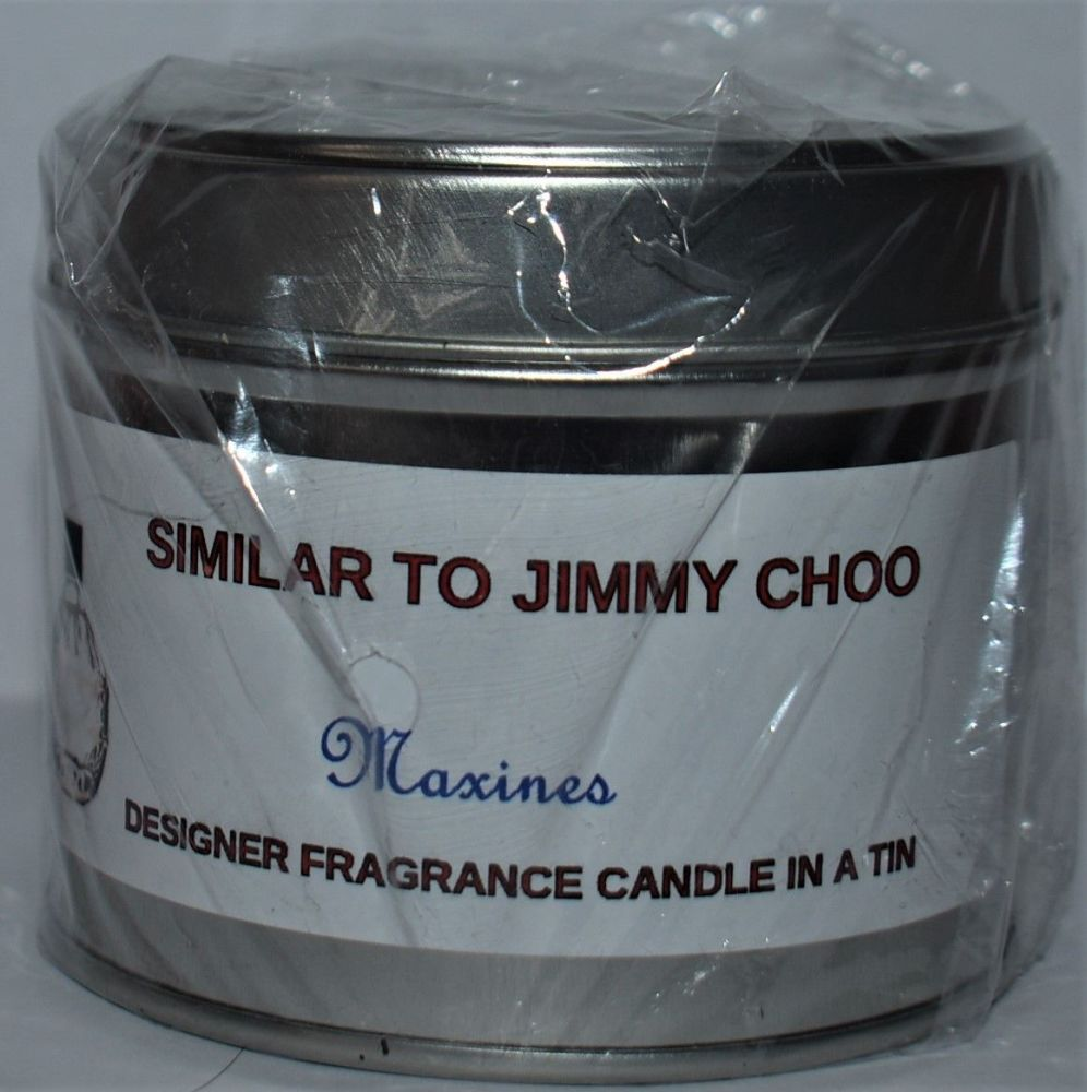JIMMY CHOO CANDLE IN A TIN 200g