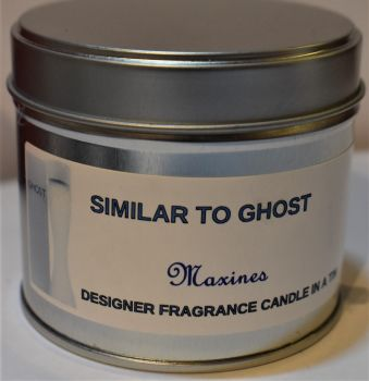 GHOST CANDLE IN A TIN 200g