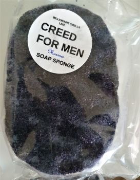 CREED FOR MEN SOAP SPONGE (SIMILAR TO )