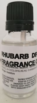 RHUBARB DIFFUSER FRAGRANCE OIL