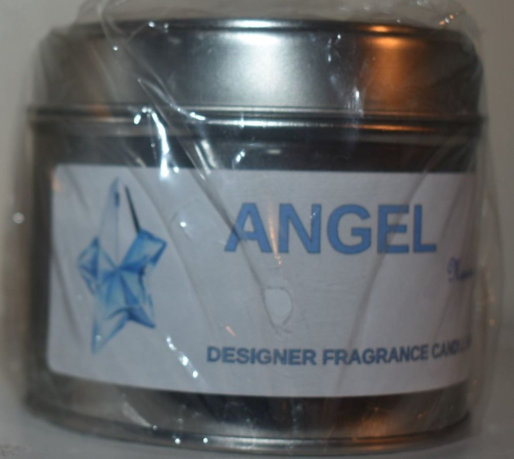 ANGEL CANDLE IN A TIN 200g