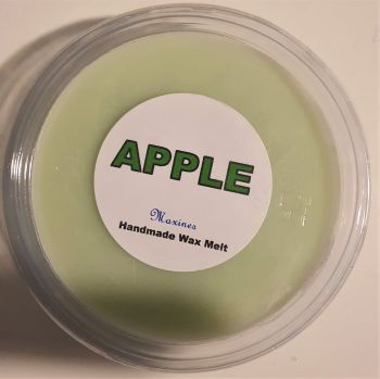 APPLE WAX MELT
