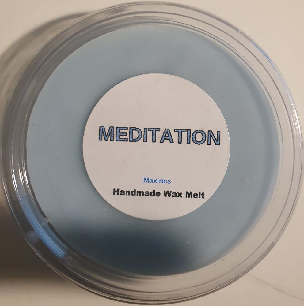 MEDITATION WAX MELT