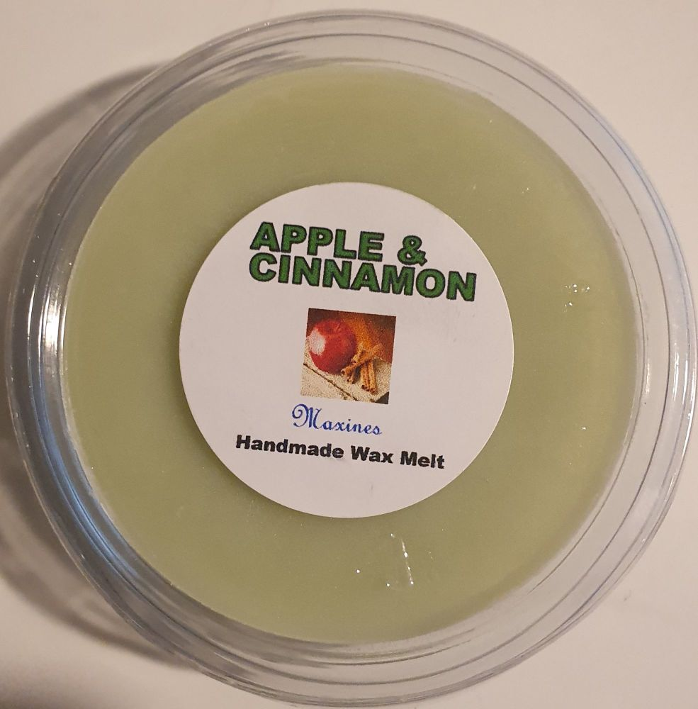 APPLE & CINNAMON WAX MELT