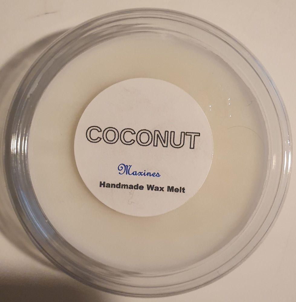 COCONUT WAX MELT