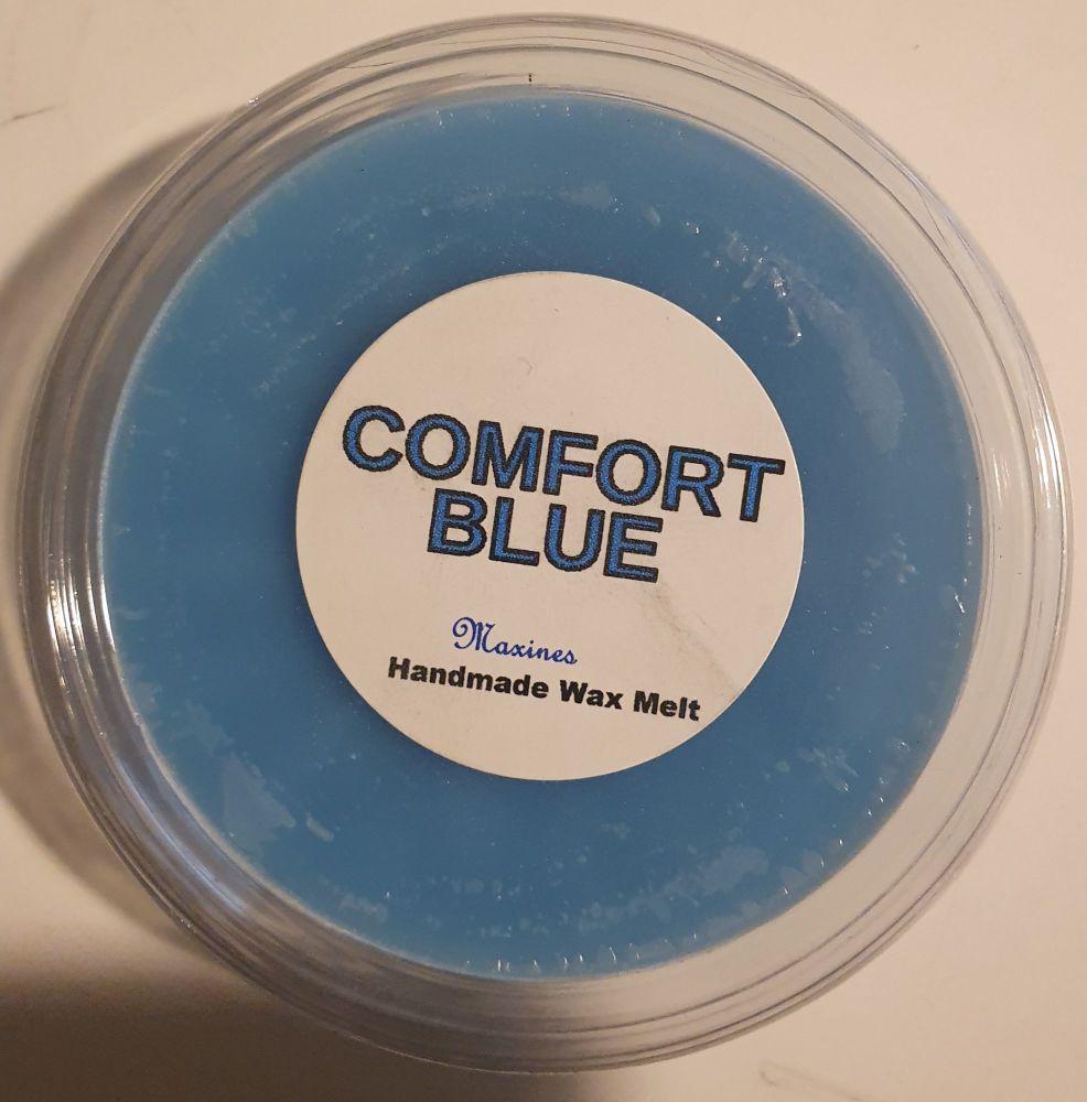 COMFORT BLUE WAX MELT