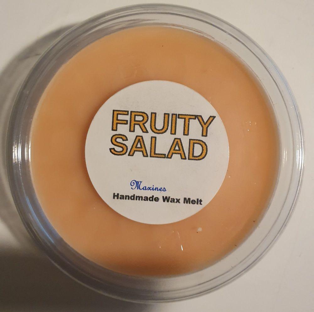 FRUITY  SALAD WAX MELT