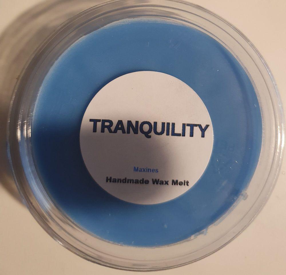 TRANQUILITY WAX MELT